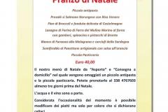 MENU' NATALòE 20201